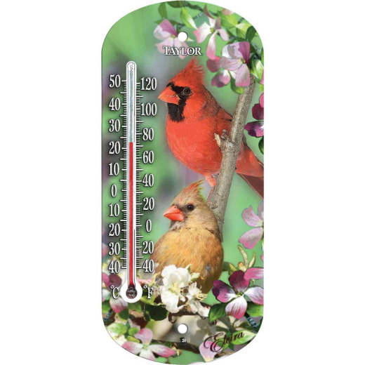 Taylor 8 In. Outdoor Window Thermometer