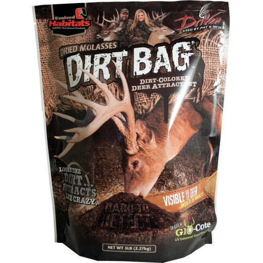 Dirt Bag 5 Lb. Granular Deer Attractant